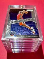 Zion Williamson PANINI PRIZM DOMINANCE SPECIAL INSERT CARD NEW ORLEANS - Mint!