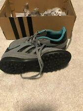 Adidas Goletto Grey/Black/Cyan Astro Football Boots - UK Size1