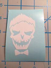 Suicide Squad Harley Quinn Joker Skull Decal Sticker Joker Deadshot Katana