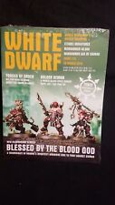 White Dwarf #113 Warhammer AOS Bloodbound Heroes of the Blood God 26 March 2016