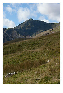Snowdon Mountain Wales Photographic Epson Print only (Unframed)