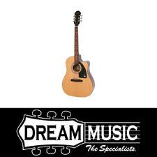 Epiphone AJ-100CE Acoustic Guitar Natural 2018 SAVE $138 off RRP$629