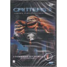 Critters 3 DVD Don Opper / Leonardo Di Caprio Sigillato 8031179913695