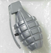 Lot (6) Joke Water Squirt Fake Squirting Toy Hand Grenade Army Prop