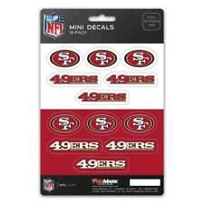 San Francisco 49ers - Set Of 12 Sticker Sheet