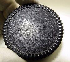 "Tokina Rear Lens Cap ""For Nikon""  28-80mm 10mm 12-24mm lenses Ai Ai-s AF-S"