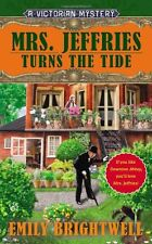 Mrs. Jeffries Turns the Tide (A Victorian Mystery) by Emily Brightwell