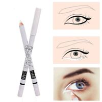 Waterproof Beauty Makeup Cosmetic Eye Liner Pencil White Liquid Eyeliner Pen