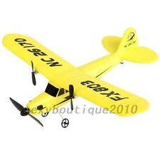 Remote Control RC Helicopter Plane Glider Airplane EPP foam 2CH 2.4G Toys New