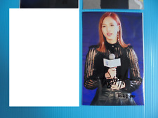 Twice Mina 4x6 Photo Korean autograph signed USA Seller KPOP 27