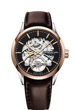 Reloj Automático Raymond Weil freelancer Skeleton PVD oro Rosa 42 mm negro