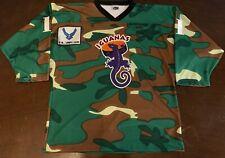 Rare Vintage Ot Chl San Antonio Iguanas Pro Hockey Jersey