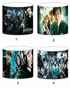 Harry Potter Lampshade Ideal To Match Bedding Duvets Curtains Cushion Covers
