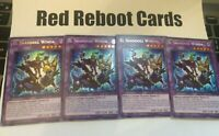 1x El Shaddoll Winda SHVA Secret Rare