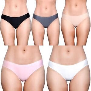 Seamless Microfiber Bikini Panty Briefs Underwear Panties Regina 1849