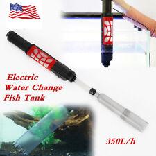 New listing 0.7m Aquarium Siphon Gravel Cleaner Fish Tank Vacuum Water Change Siphon Pump
