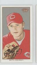 2002 Topps 206 Mini Black Polar Bear Back Ryan Mottl #144 Rookie