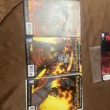 Freddy vs Jason vs Ash The Nightmare Warriors 1-3 Comic Book