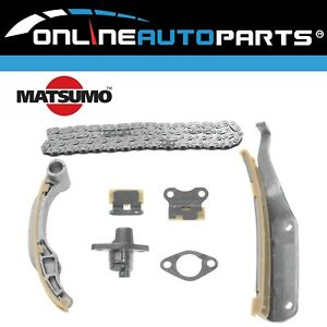 Timing Chain Kit for Mitsubishi Pajero NM NP NS NT NW NX 4M41T 3.2L Diesel 02~19