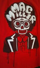 MAC MILLER MUSIC LEGEND 2012 UNDER THE INFLUENCE OF MUSIC CONCERT SHIRT SIZE S