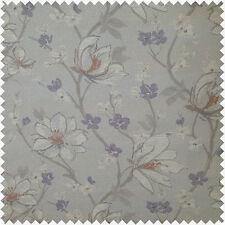 Blanco Con Varios Colores Flor Floral Diseñador Patrón Suave Felpilla Telas