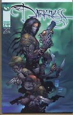 Darkness 1996 series # 7 A fine comic book