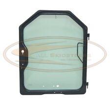 For Bobcat Skid Steer Door Frame With Glass Installed Front Enclosure Cab