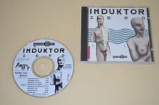 Induktor Zero - Machine Sex EP / Passiv 1992 / Rar