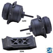 Engine Motor & Trans Mount 3Pcs Set for Ford Mustang 05-10 4.0/4.6L