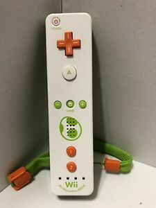 Nintendo Wii Yoshi Motion Plus Remote Controller RVL-036 Tested - FREE SHIPPING