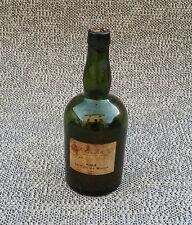 Bottle Pharmacy Oil COD Liver Oil Combaz st Jean de B. Isère Old Bottle