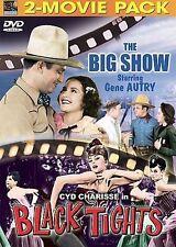 Big Show: Black Tights DVD