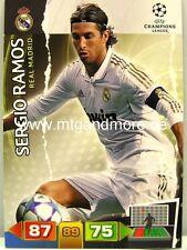 Adrenalyn XL Champions League 11/12 - Sergio Ramos