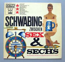 V.A. Gisela (Jonas), Freddie Brocksieper u.a. - Schwabingen zwischen Sex & Sechs