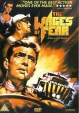 Wages Of Fear [DVD] [1955] - Darío Moreno, Charles Vanel, Peter van Eyck - NEW