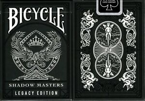 Extremely Rare Ellusionist E Staff Deck Playing Cards