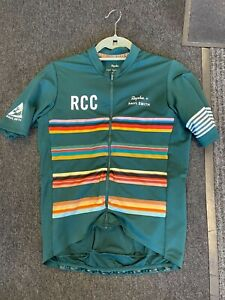Rapha RCC Paul Smith Limited Edition Cycling Jersey Size Large
