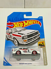 2019 Hot Wheels Baja Blazers '84 Audi Sport Quattro REAL RIDERS SUPER CUSTOM