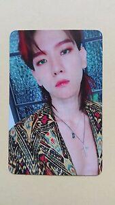 EXO 4th Album The War Official Photocard Photocard  - Baekhyun