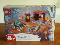 New~ Frozen II Lego Set 41166 ELSA'S WAGON ADVENTURE ( ages 4+) Disney