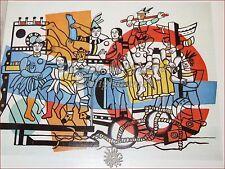 ARTE - Catalogo LEGER Mostra al Grand Palais 1971-1972 con Tavole Dipinti
