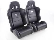 FK Sport sièges voiture Halbschalen sièges Set DALLAS EN SPORT AUTOMOBILE-Optik