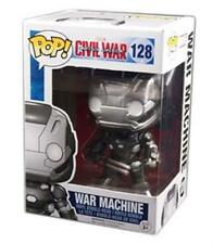 Funko POP! Captain America Civil War  #128, War Machine 5 inch vinyl figure