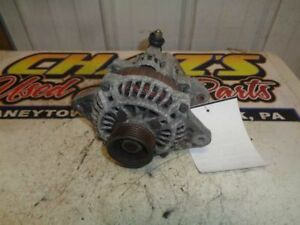 Alternator Fits 99-02 FORESTER 742775