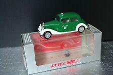 MB Mercedes Benz 170 V Polizei Police 1939-1949 1:43 VITESSE 164 Box