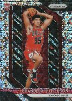 2018-19 Panini Prizm Basketball Fast Break #70 Chandler Hutchison Chicago Bulls