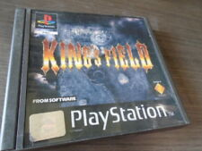 pour ps1 KING'S FIELD  complet