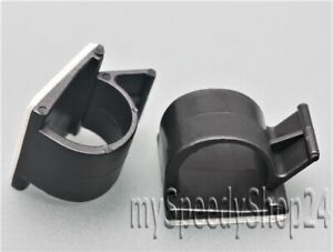 20x Selbstklebend Kabel Clips Kabeldraht Halterklemme für VW Fiat Iveco