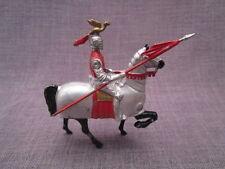 BRITAINS:chevalier moyen-age plomb