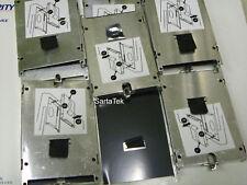 Lot of 10 HP 8530w 8540p 8540w 8710 8710w 8710p 8730w SATA HDD Caddies